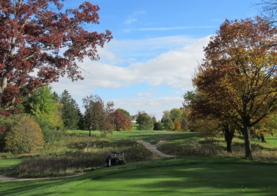 Old Hickory Golf Club Hole 9 Tee