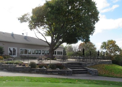 Old Hickory Golf Club Patio