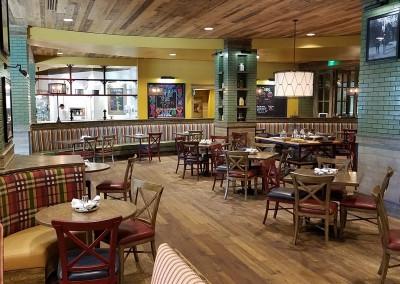 SentryWorld Clubhouse PJ's Restaurant