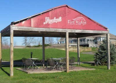 Fire Ridge Golf Club Beer Tent