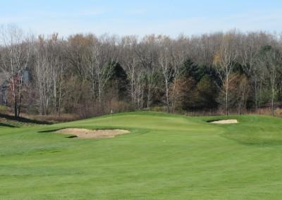 Fire Ridge Golf Club Hole 1 Approach