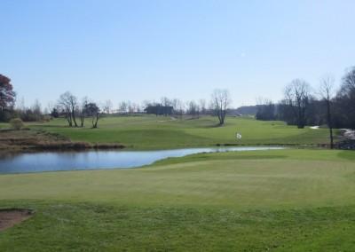 Fire Ridge Golf Club Hole 10 Green