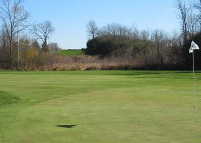 Fire Ridge Golf Club Hole 11 Green
