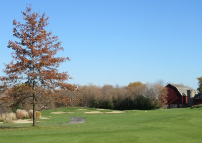 Fire Ridge Golf Club Hole 13 Approach