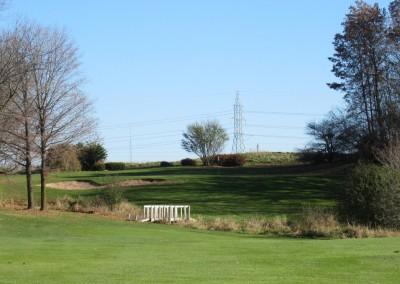Fire Ridge Golf Club Hole 18 Approach