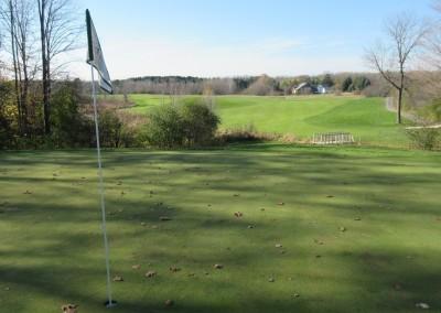 Fire Ridge Golf Club Hole 18 Green