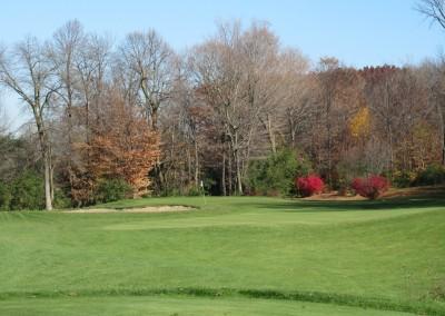 Fire Ridge Golf Club Hole 3 Green