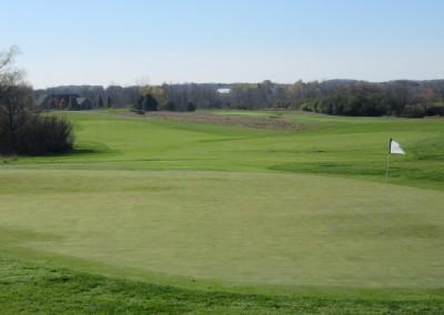 Fire Ridge Golf Club Hole 7 Green