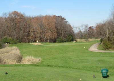 Fire Ridge Golf Club Hole 8 Tee