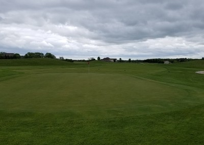 Broadlands Golf Club Hole 1 Green