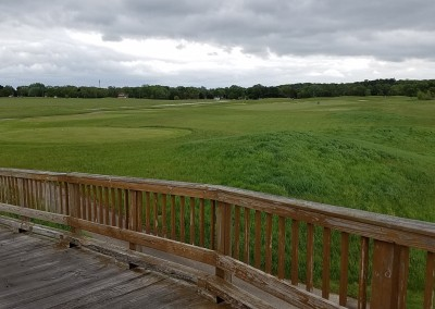 Broadlands Golf Club Hole 10 Bridge View