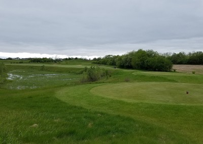 Broadlands Golf Club Hole 13 Back Tee