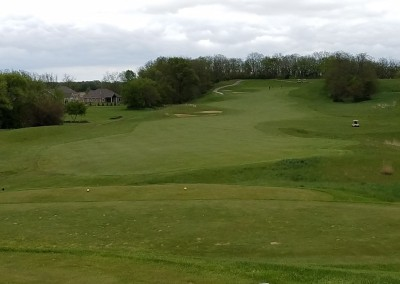 Broadlands Golf Club Hole 16 Tee
