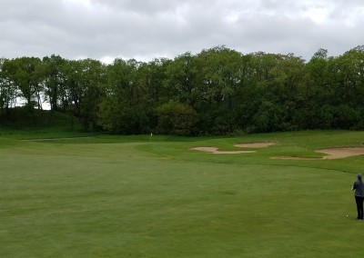 Broadlands Golf Club Hole 2 Approach