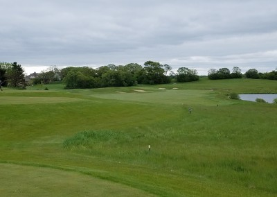 Broadlands Golf Club Hole 8 Tee