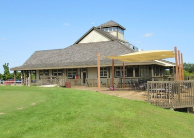 Morningstar Golfers Club Clubhouse