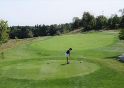 Morningstar Golfers Club Hole 1 Forward Tee