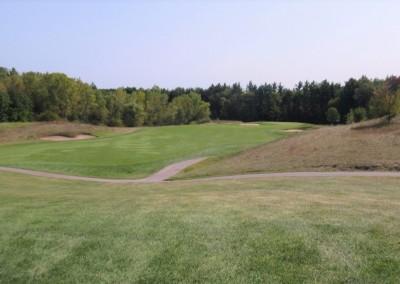 Morningstar Golfers Club Hole 1 Second Shot
