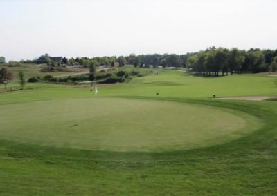 Morningstar Golfers Club Hole 10 Green