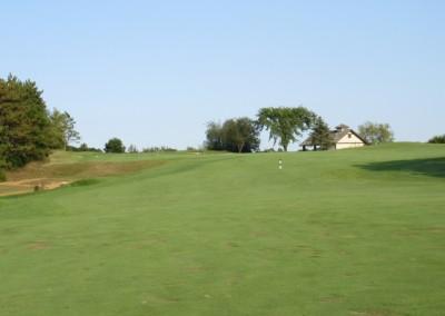Morningstar Golfers Club Hole 12 Second Shot