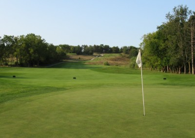 Morningstar Golfers Club Hole 13 Green