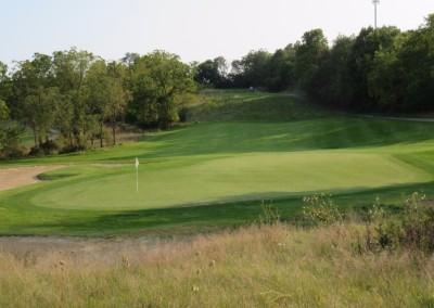 Morningstar Golfers Club Hole 14 Par 3 Green