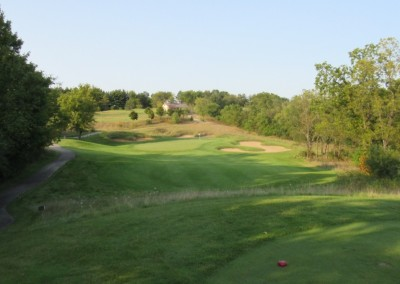 Morningstar Golfers Club Hole 14 Par 3 Tee