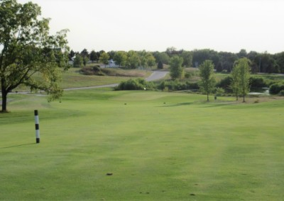 Morningstar Golfers Club Hole 16 Approach