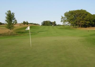 Morningstar Golfers Club Hole 16 Green