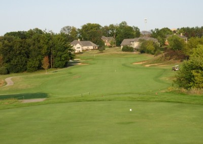 Morningstar Golfers Club Hole 17 Tee