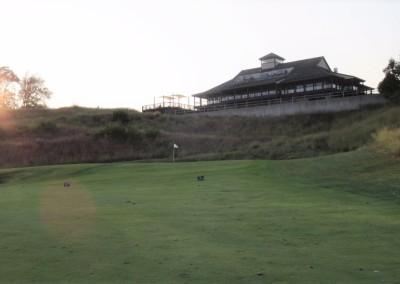 Morningstar Golfers Club Hole 18 Approach