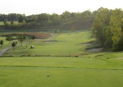 Morningstar Golfers Club Hole 18 Back Tee