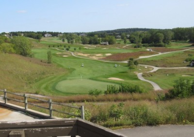 Morningstar Golfers Club Hole 18 Clubhouse View