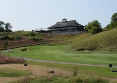 Morningstar Golfers Club Hole 18 Finish