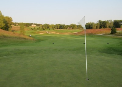 Morningstar Golfers Club Hole 18 Green View