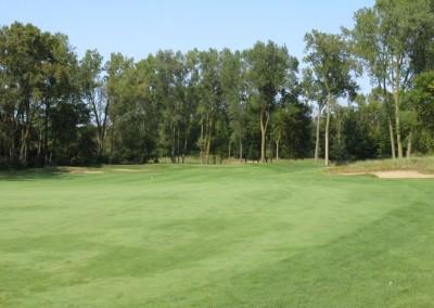 Morningstar Golfers Club Hole 2 Approach