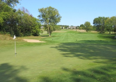 Morningstar Golfers Club Hole 4 Green