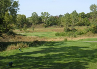 Morningstar Golfers Club Hole 5 Par 3 Back Tee