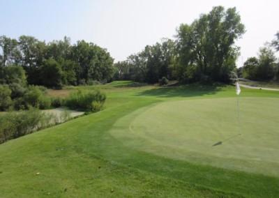 Morningstar Golfers Club Hole 5 Par 3 Green
