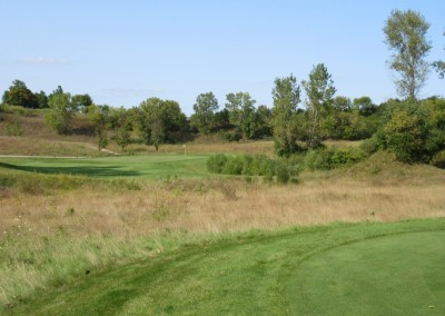 Morningstar Golfers Club Hole 5 Par 3 Tee