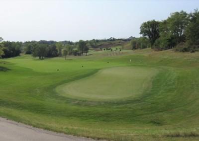 Morningstar Golfers Club Hole 6 Green