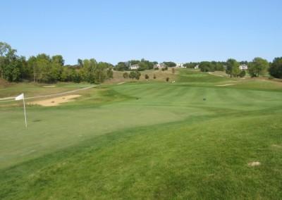 Morningstar Golfers Club Hole 7 Green View