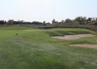 Morningstar Golfers Club Hole 7 Par 5 Approach