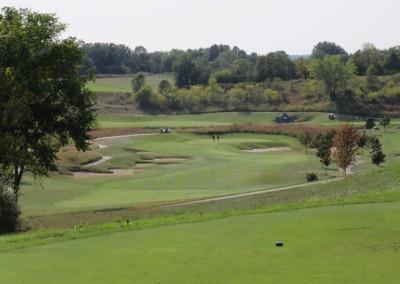 Morningstar Golfers Club Hole 7 Par 5 Back Tee