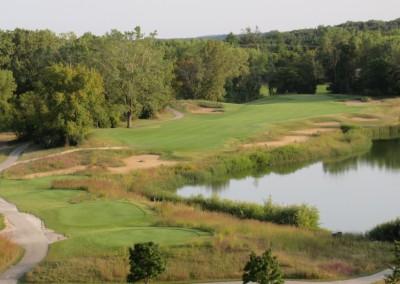 Morningstar Golfers Club Hole 8