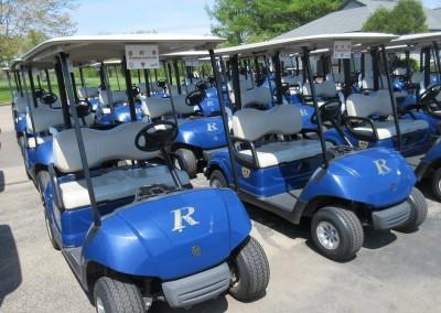 Reedsburg Country Club Carts
