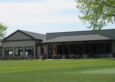 Reedsburg Country Club Clubhouse