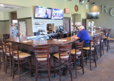 Reedsburg Country Club Clubhouse Bar