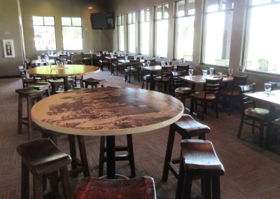 Reedsburg Country Club Clubhouse Dining