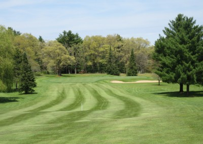Reedsburg Country Club Hole 1 Approach